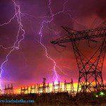 جزوه آموزشی تاثیر رعد و برق در خطوط انتقال- وب سایت کاربلدها