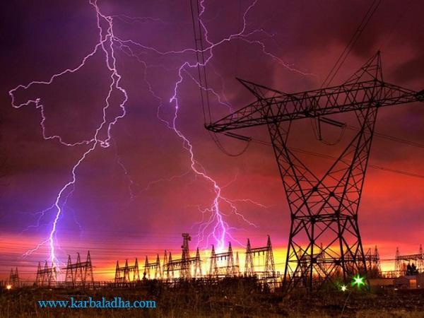 جزوه آموزشی تاثیر رعد و برق در خطوط انتقال برق- وب سایت کاربلدها