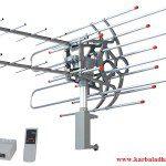 طراحی سیستم آنتن مرکزی- وب سایت کاربلدها