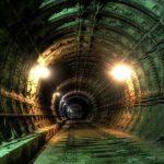 روشنایی تونل