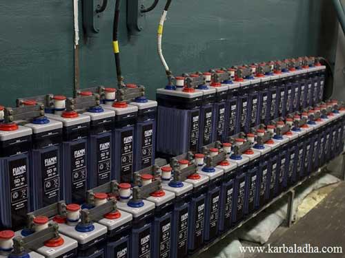 دفترچه محاسبات باتری- وب سایت کاربلدها